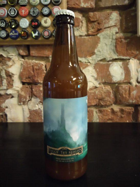 Foggy Ten Realms (Plan B Brewery)