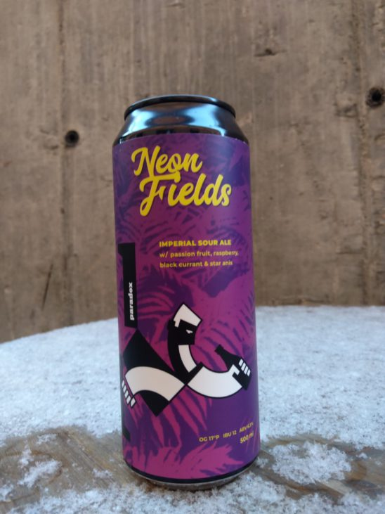 Neon Fields: Passion Fruit, Raspberry & Black Currant (Paradox)