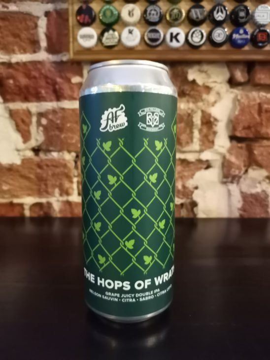 The Hops of Wrath (AF Brew  Collaboration with Big Village Brewery)
