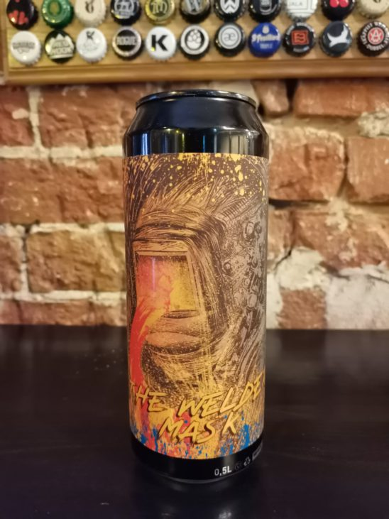 The Welder Mask (Selfmade Brewery)
