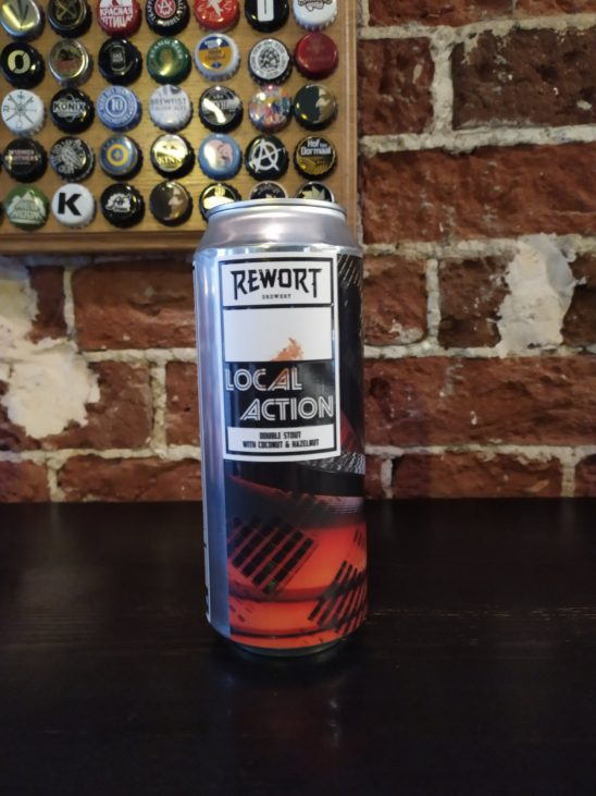 Local Action (Rewort Brewery)