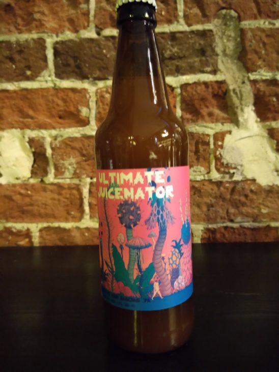 Ultimate Juicenator (Plan B Brewery)