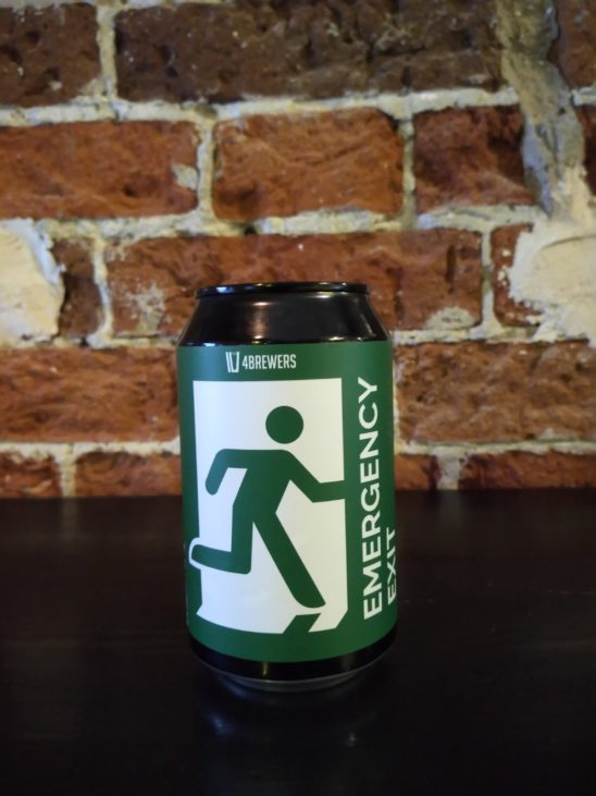 Emergency Exit (4BREWERS)