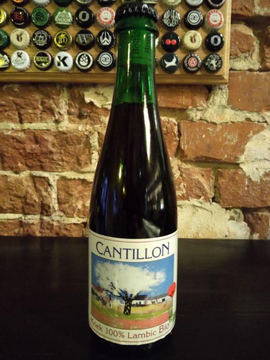 Kriek 100% Lambic Bio (2020) (Brasserie Cantillon)