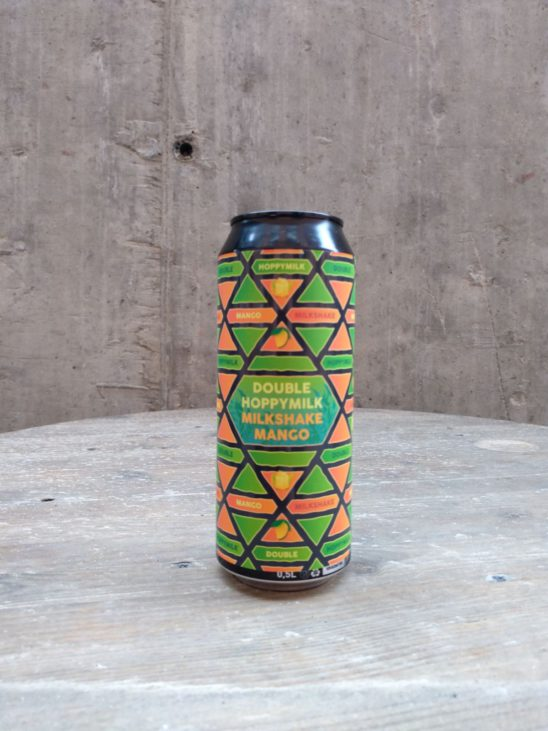 Double Hoppy Milk Mango (Stamm Brewing)