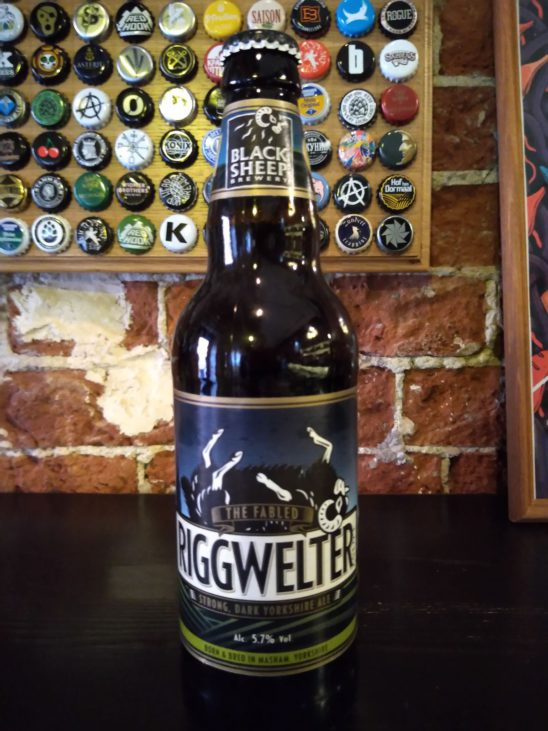 RIGGWELTER (Black Sheep Brewery)