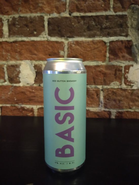 Basic (Red Button Brewery)