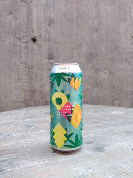 Blowing Up: Pineapple & Mango (Stamm brewing)