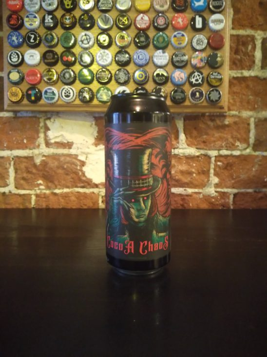 Cocoa Chaos (Selfmade Brewery)