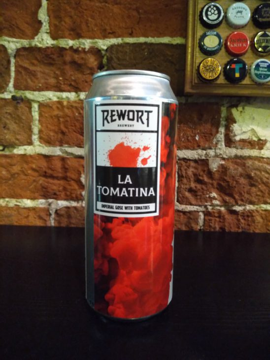 La Tomatina (Rewort)