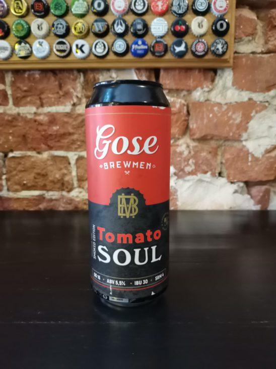 Tomato Soul Smoked (Brewmen)