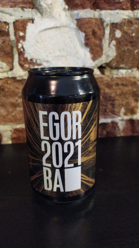 Egor 2021 BA (Zagovor Brewery)