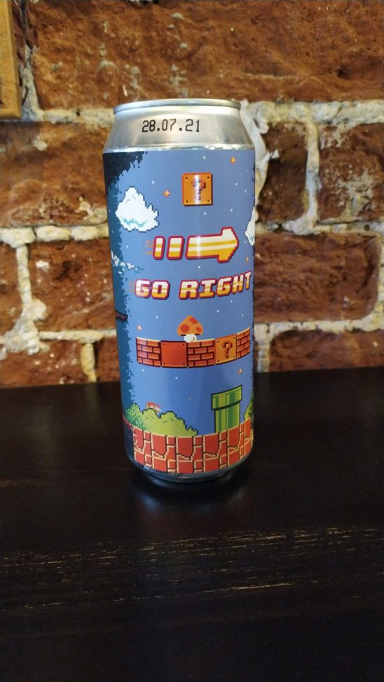 Go Right (Stamm Brewing)