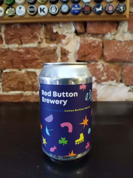 Third Party People (Red Button Brewery)