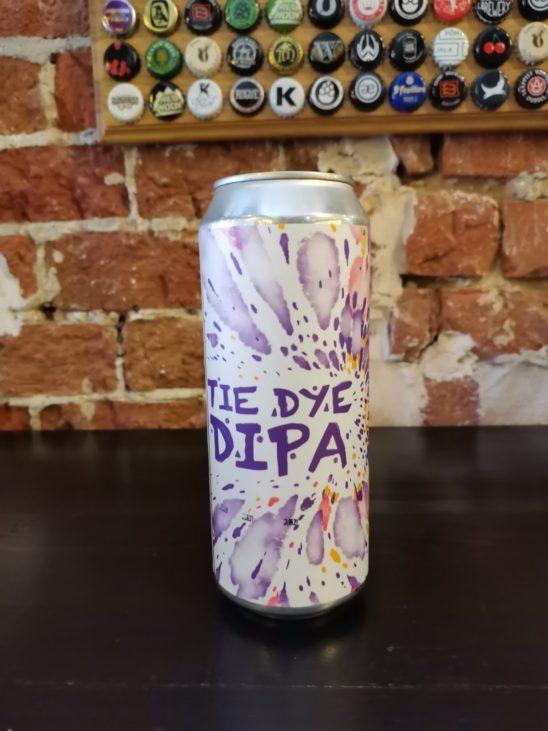 TIE DYE DIPA (Black Cat Brewery)