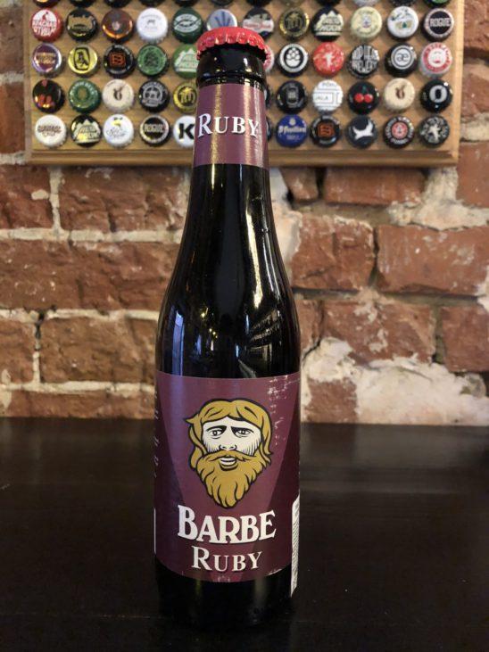 Barbe Ruby (Brouwerij Verhaeghe)